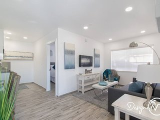 Trendy 1 BR w/Parking Space & Walk to the Beach #8