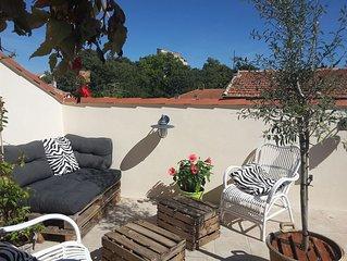 Maison 6 pièces, Terrasse, 4p au  Coeur du Village