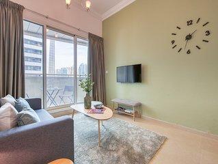 Dreamy 1BHK apartment in Dubai Marina