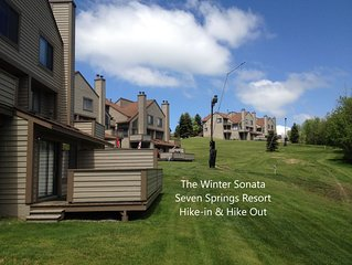 7 Springs Resort -  Prime Location in the Mountains - The Winter Sonata