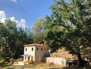 Domaine de La Acqua en Provence verte