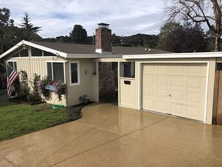 Centrally located to all that the Monterey area has to offer!