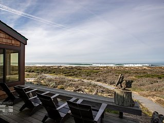 Monterey Dunes Beachfront , just steps away from your deck! Book now without wa