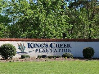 Spacious 4 bedroom Estate at Kings Creek