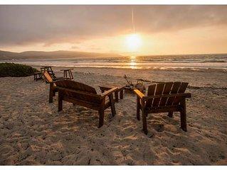 La Haciendita Beach Front House + Private Pool
