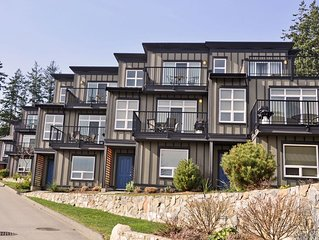 Oceanside Getaway in Sooke, BC - 2 Bedroom Townhome