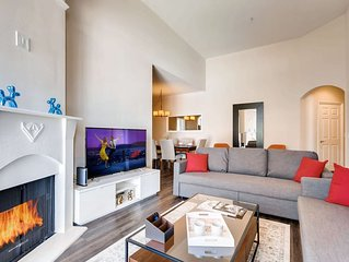 Quiet & Relaxing Beverly Hills A+ Penthouse Across From Cedars Sinai! (BW-5)