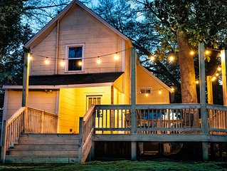 Luxury, Close to Nature & Everything in Columbia. Minutes walk or ride anywhere.
