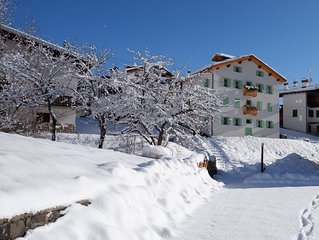 [NEW - Dolomites/SellaRonda] Apartment in 120year historic house!