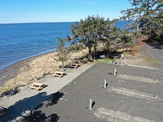 Exclusive Bayside RV Sites