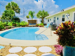 5 Bed Luxury Beach Pool Home in Ormond-By-The-Sea