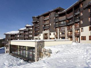 Apartment 515 Residence Le Centaure BELLE PLAGNE
