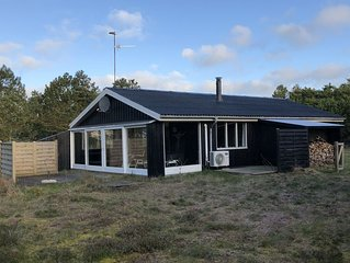 Cottage with free internet in the middle of National Park Thy and close to the