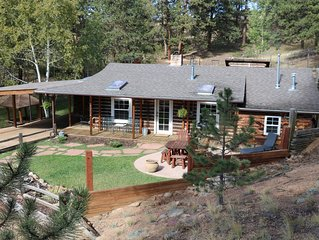 Beautiful and peaceful Cabin on 35 Acres!