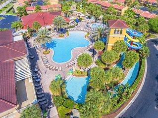 Orlando Vacation Villa and Free Water Park
