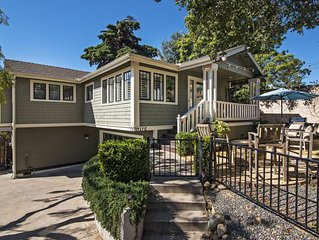 Immaculate, Move-in-Ready, Modern Craftsman Oasis, Ideal Walk Area, Long Term OK