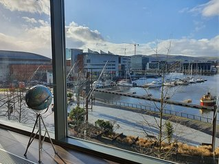 LUXURY APARTMENT MARINA VIEWS TITANIC QUARTER
