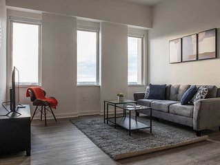 Kansas City Apt with Downtown Views