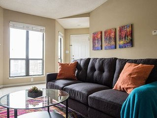 Vibrant + Hip * Uptown 2BR | Walk to Stadium + All