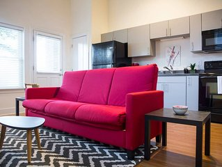 Food, Arts, & Fun! - 1br Apt in Noda Neighborhood