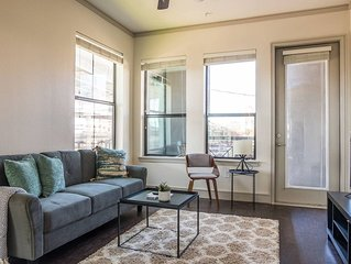 Stylish 1BR Apt in Downtown Houston