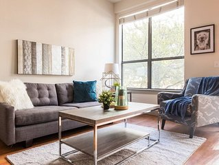 Relax & Unwind in Spacious Open Loft w/ Parking