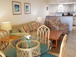 Gulf Strand Resort 603 1BR 2BA