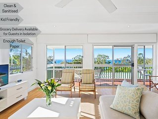 ★Noosa Escape★ 2bd with Ocean views