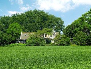 Deichhaus für 6 Personen mit großem umzäunten Garten in Kamperland