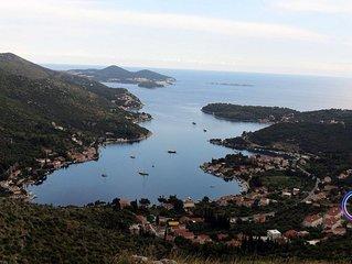 Ferienwohnung Gordana  - Zaton (Dubrovnik), Riviera Dubrovnik, Kroatien