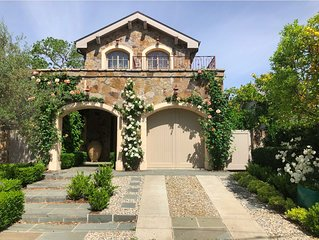 Private New Luxury Home in Yountville – Heart of Napa Valley