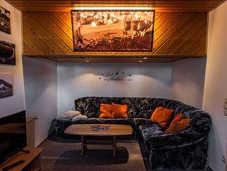 Ferienwohnung mit ca. 67qm, 2 Schlafzimmer, für maximal 6 Personen