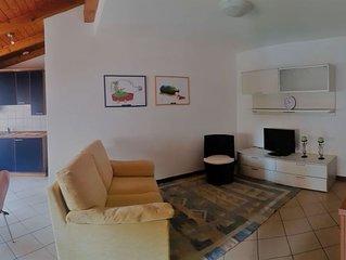 CRI. Grazioso appartamento in Udine Centro Storico. Primo piano - Wifi
