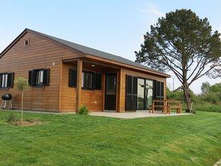 Maison en bois océan - Plobannalec-Lesconil