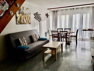 Confortable appartement duplex