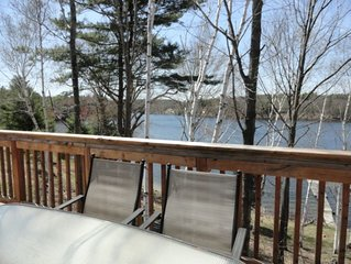 Waterfront for Large Groups with Room to Spare!