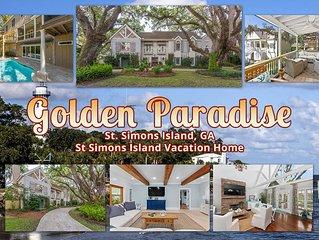 Golden Paradise - St Simons