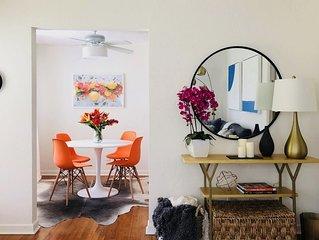 1bedroom/1bathWinter Park home on quaint tree-lined brick street.
