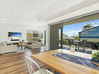 Luxury on Currumbin Beach