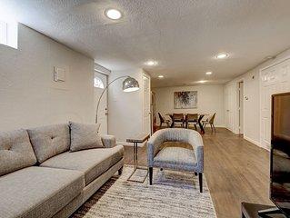 Splendid Comfortable complex |Central Denver|Sleep 16!