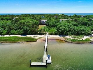 Waterfront Luxury in Westport