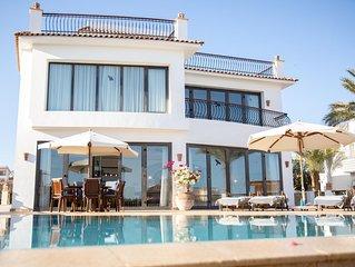 Villa Montazah, luxury beach side villa in Sharm el Sheikh