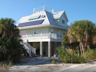 The Sandy Seagull Hideaway, Cayo Costa Island, SW Florida!