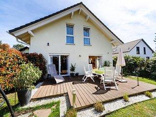 Ferienhaus Bodensee  am Ortsrand von Radolfzell