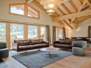 Ferienhaus Grindelwald fur 10 - 12 Personen mit 5 Schlafzimmern - Ferienhaus