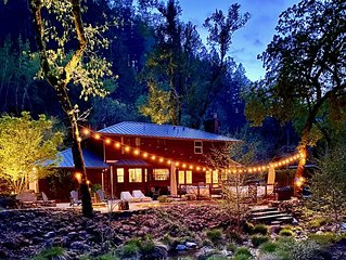 Private home in Sonoma Wine Country *Monthly Discounts*