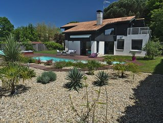 Belle maison au calme avec piscine
