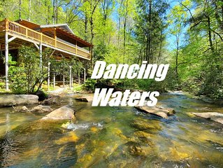 �Couples Paradise �Unforgettable Whitewater Waterfront� Easy Access & Near BR
