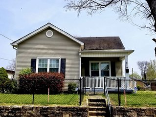 East Nashville 3 Room House