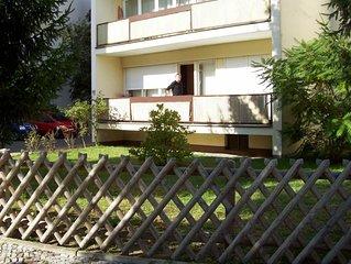 MIRÓ-BILÉ: kunstvoll gestylt, Südbalkon, ruhig im Zentrum West (Charlottenburg)